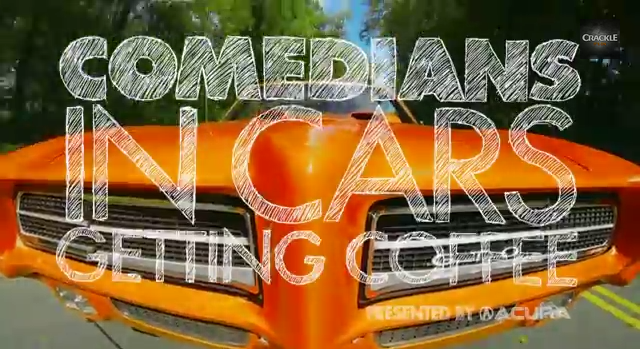 Jerry Seinfeld's Comedians in Cars Getting Coffee Returns For a 3rd Season