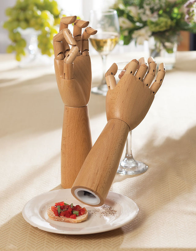 Handy Salt & Pepper Shakers