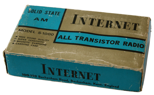 Internet Brand Transistor Radio