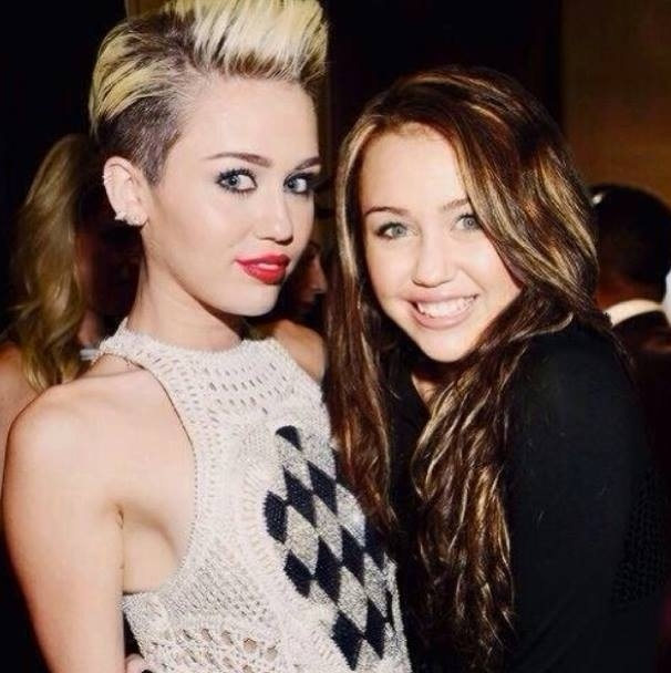 Mylie Cyrus & Mylie Cyrus