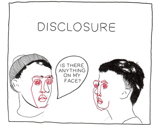 Number 1 - Disclosure