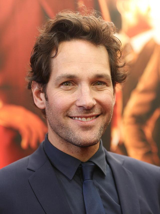 Paul Rudd Ant-Man in Marvel Film