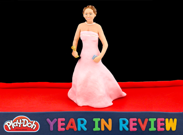 Play-Doh Jennifer Lawrence
