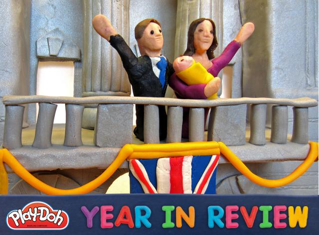 Play-Doh Royal Birth