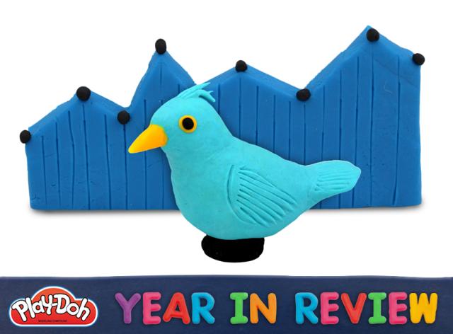 Play-Doh -Twitter Goes Public