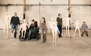 Pro Infirmis Campaign Group Photo