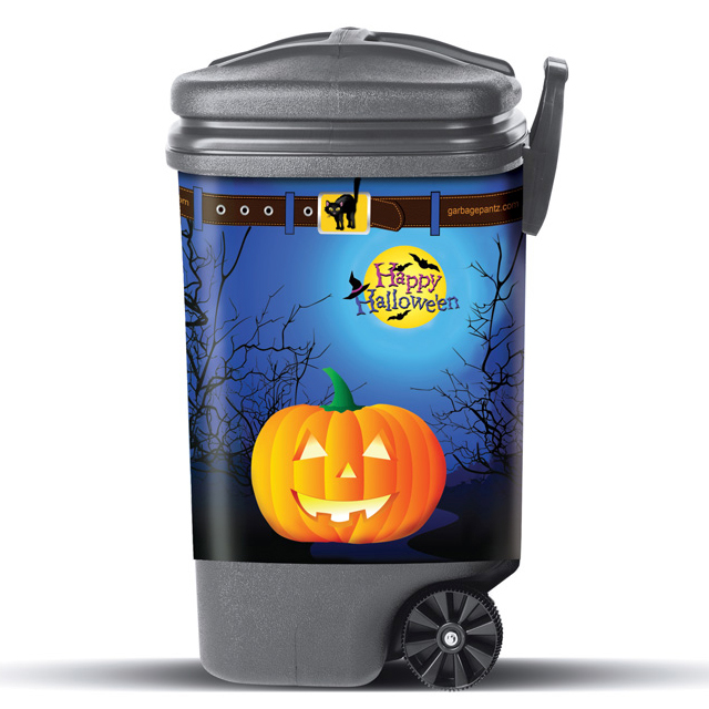Spooky Garbage Pantz