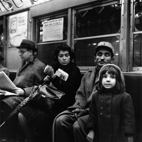 Subway 1960 Family