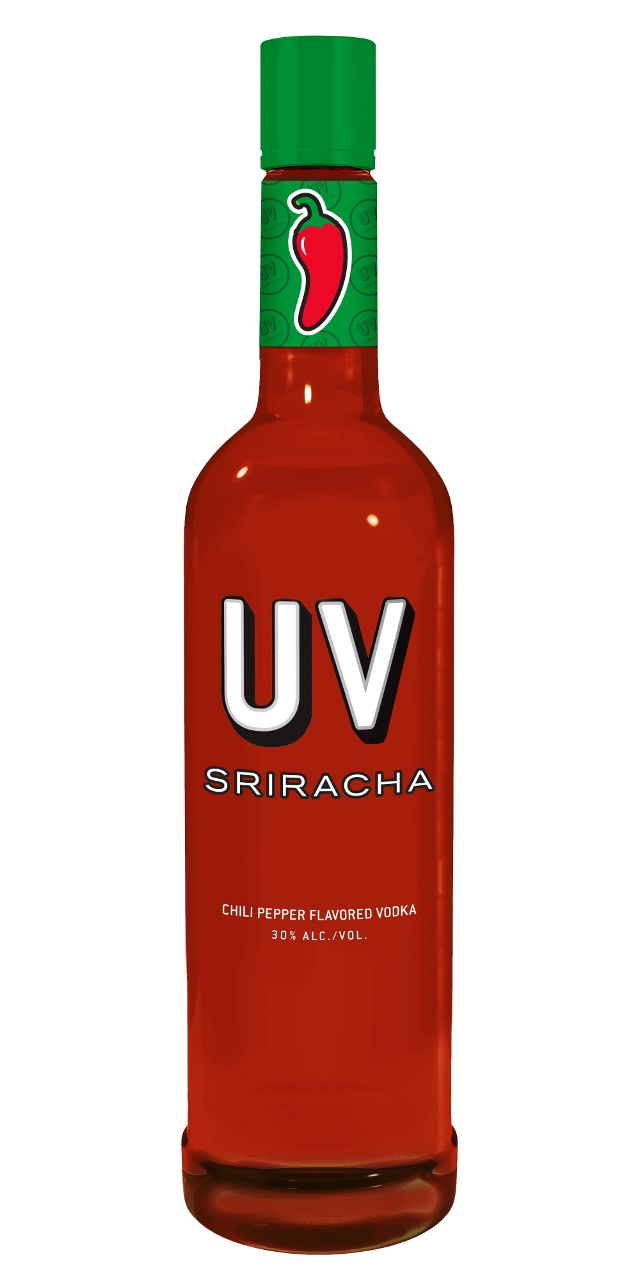 Sriracha-Flavored Vodka