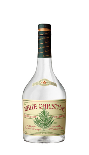 White Christmas, A Whiskey Created From The Spirit of Christmas Ales Past by Anchor Distilling Company