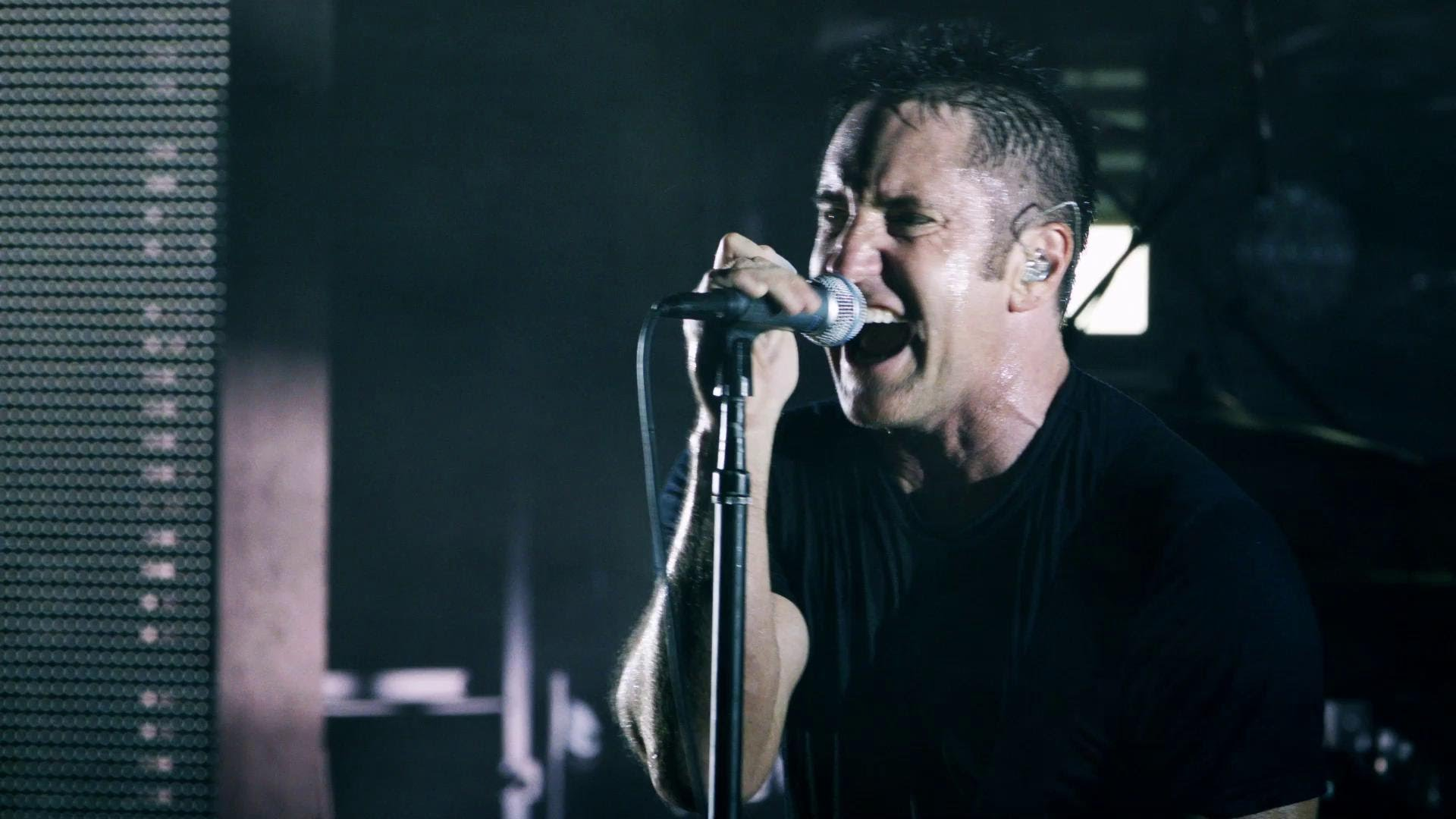 A Behind-the-Scenes Look at Nine Inch Nails\' Tension 2013 Tour