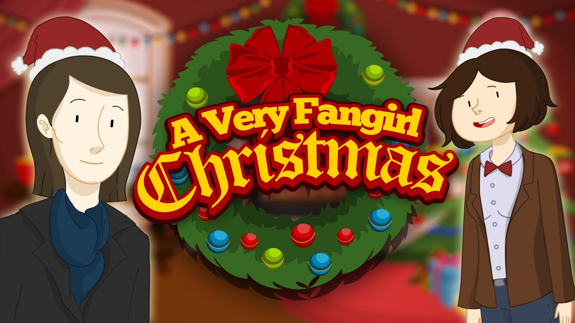 A Fandom Rendition of \'Jingle Bells\' for the Holidays