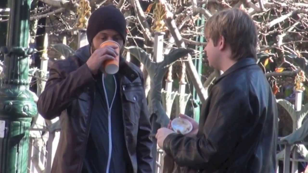 A Social Experiment Evaluating If People in New York City Would Share Their Coffee with a Stranger