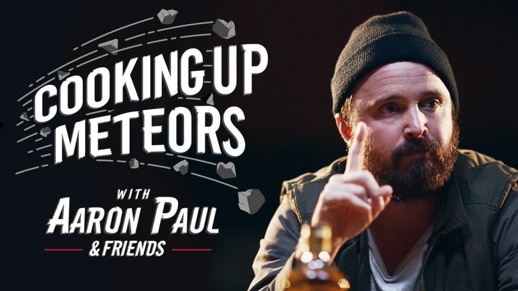 Aaron Paul Talks About a Meteor Prank Gone Awry on Episode 1 of Bushmills Irish Honey's 'The Sting'