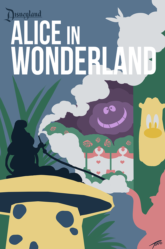 The Disneyland Minimalist