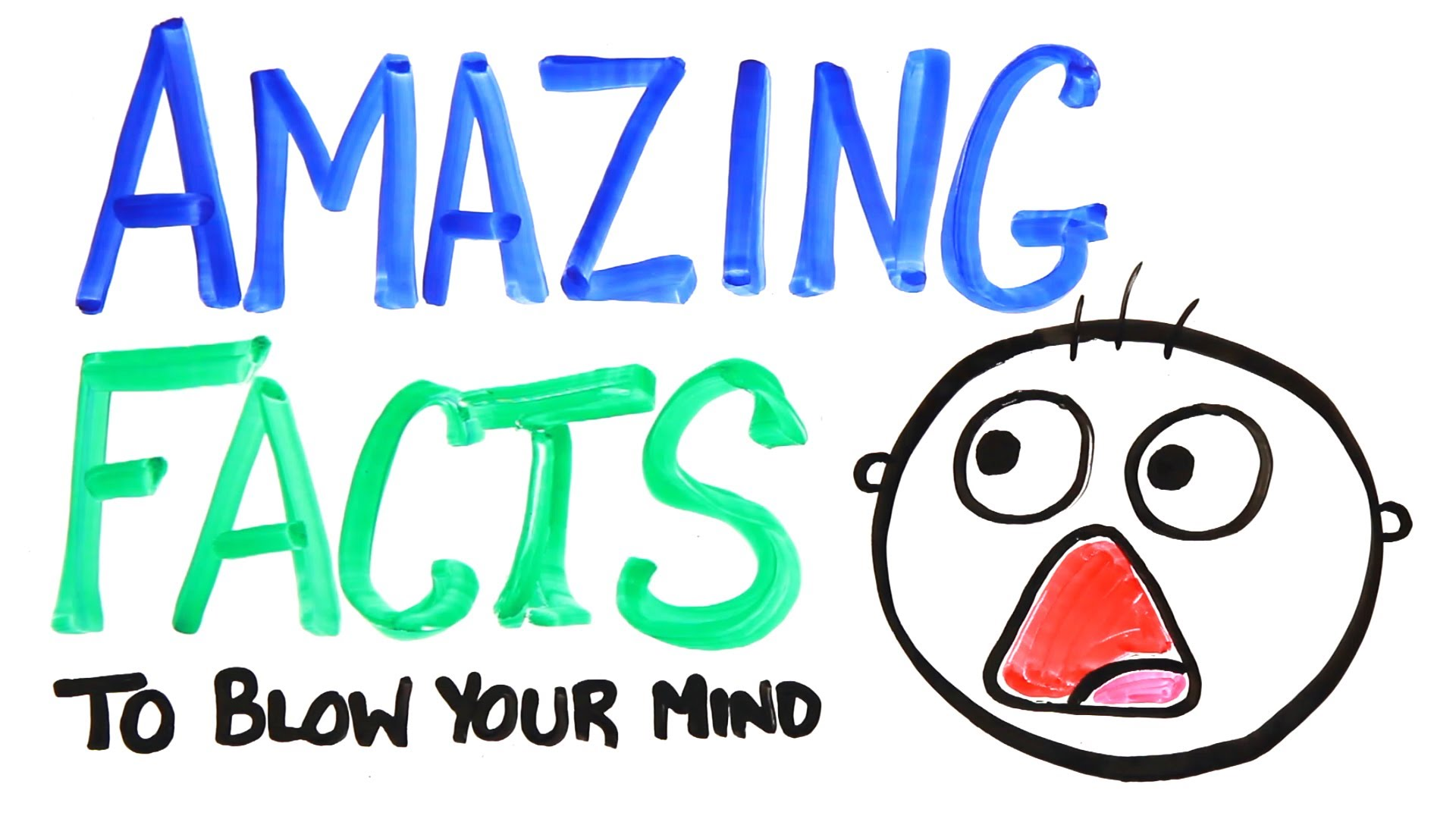 Amazing Facts To Blow Your Mind Part 3 by AsapScience