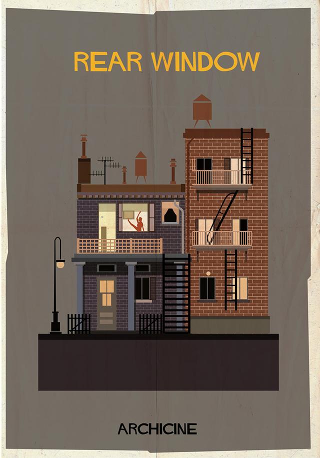 Archicine - Rear Window