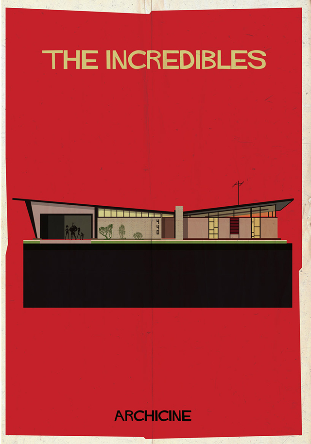 Archicine - The Incredibles