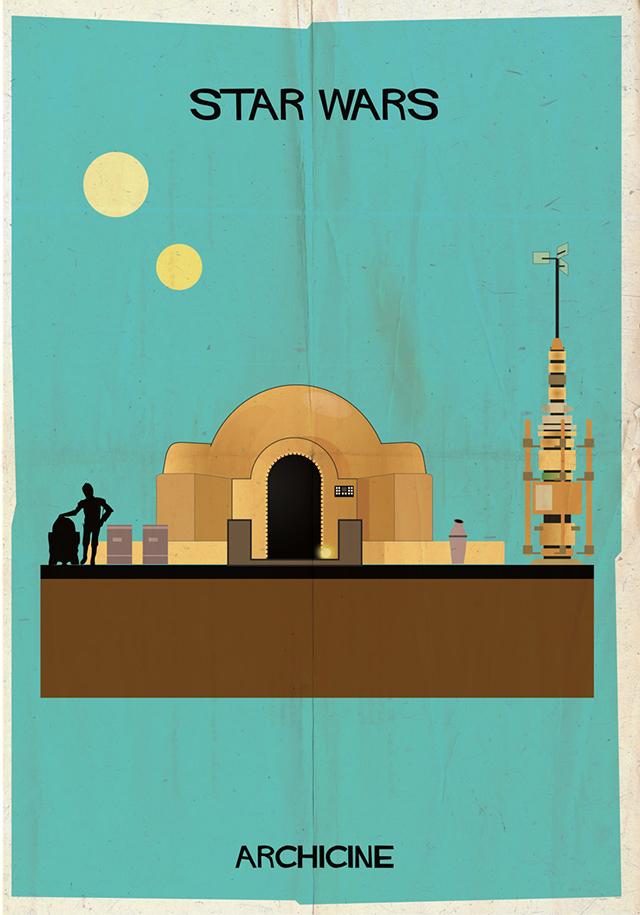Archicine - Star Wars