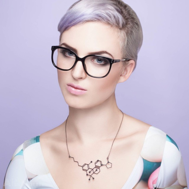 aroha_silhouettes_black_spliff_molecule_necklace