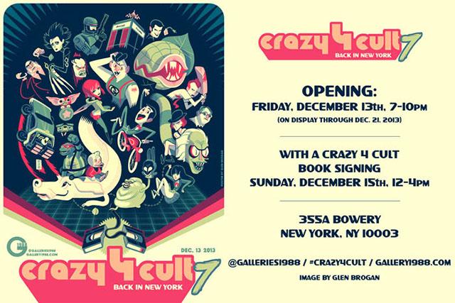 Crazy 4 Cult 7