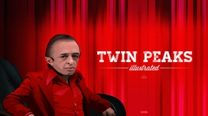 Twin Peaks Illustrated - The Man from Another Place