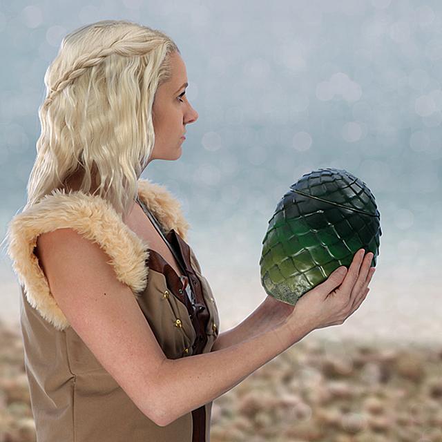 Game of Thrones Dragon Egg Cookie Jar