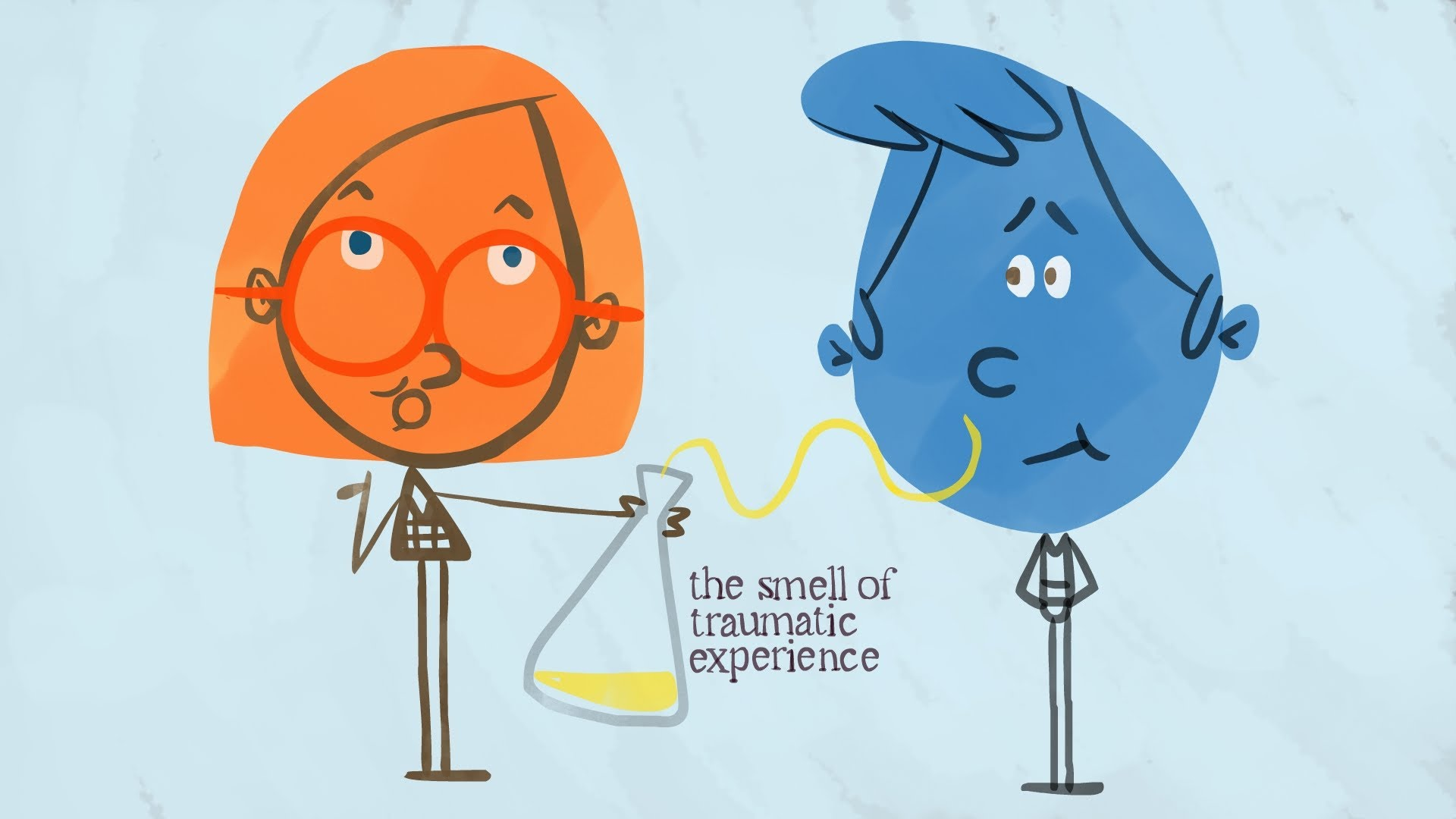 How Do We Smell? A TED-Ed Animated Lecture
