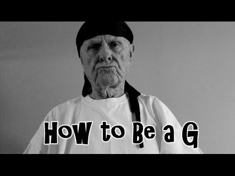 How To Be a Gangsta by Mr. Forthright
