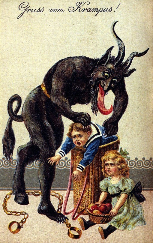 The Truth About Krampus