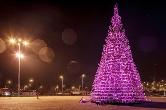 Unique Christmas Trees Pinterest