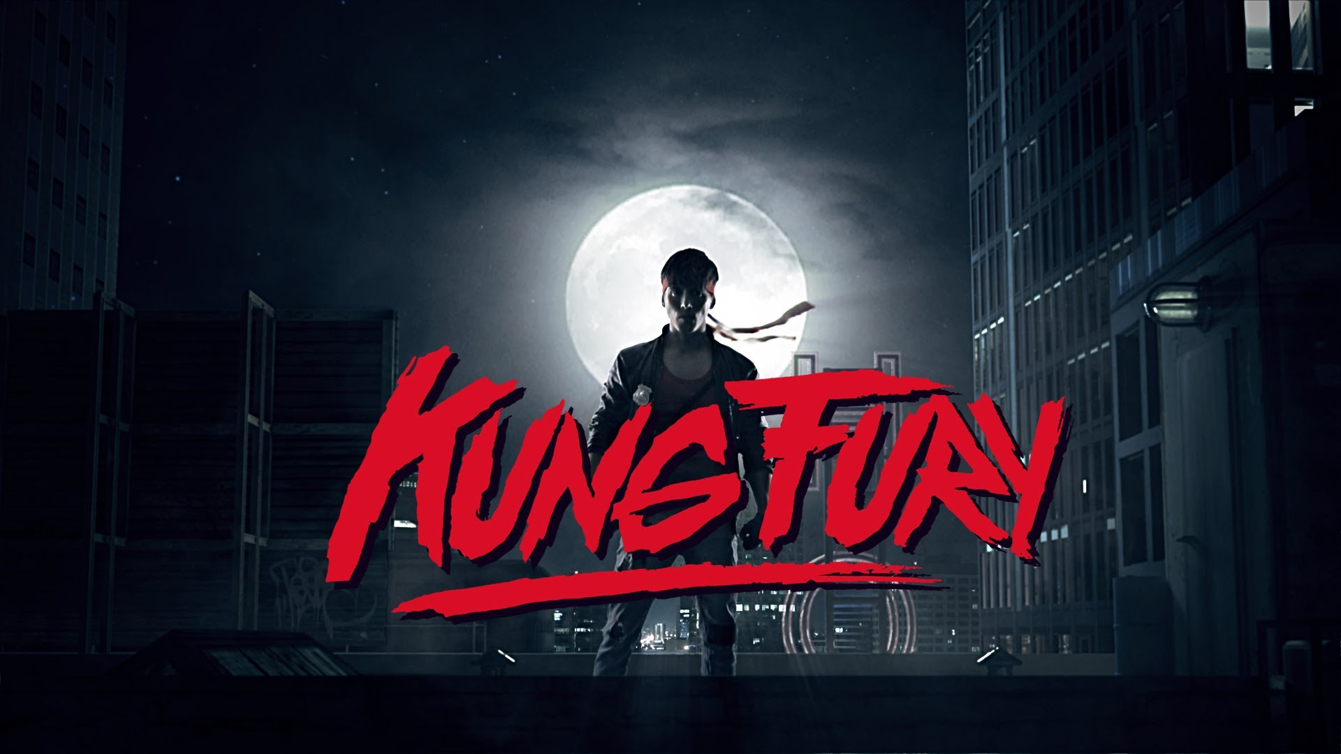 Kung Fury, An 1980s-Style Action Comedy Film About a Kung Fu Cop Who Takes on Hitler