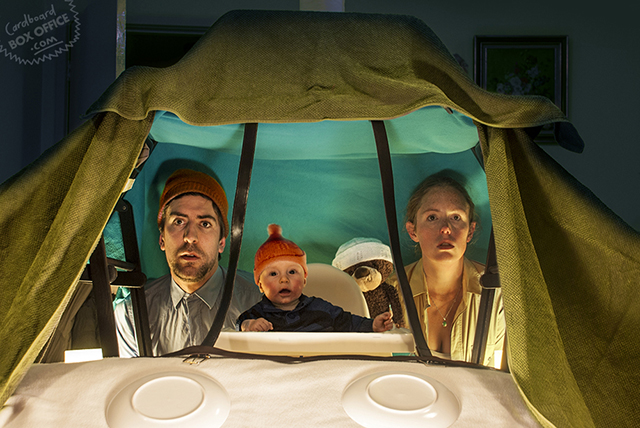The Life Domestic - The Life Aquatic with Steve Zissou