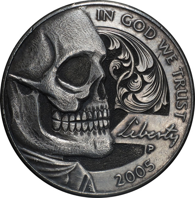 Hobo Nickels by Paolo Curcio
