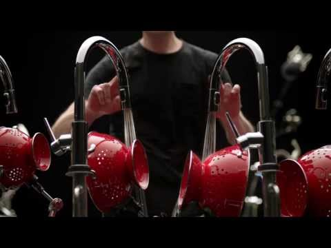 Percussionist Glenn Kotche of WILCO Plays New Line of Touch Faucets ...