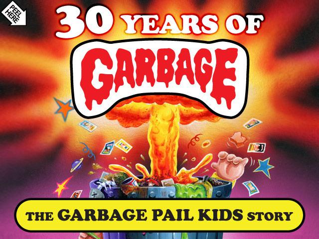 Garbage Pail Kids Documentary