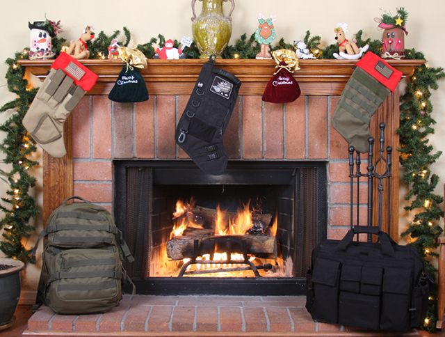 LA Police Gear Tactical Christmas Stocking