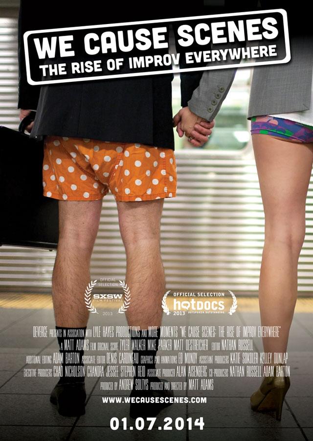 We Cause Scenes Improv Everywhere Documentary