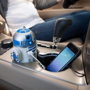 R2D2 USB Car Charger