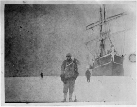 Newly Discovered Antarctic Photos