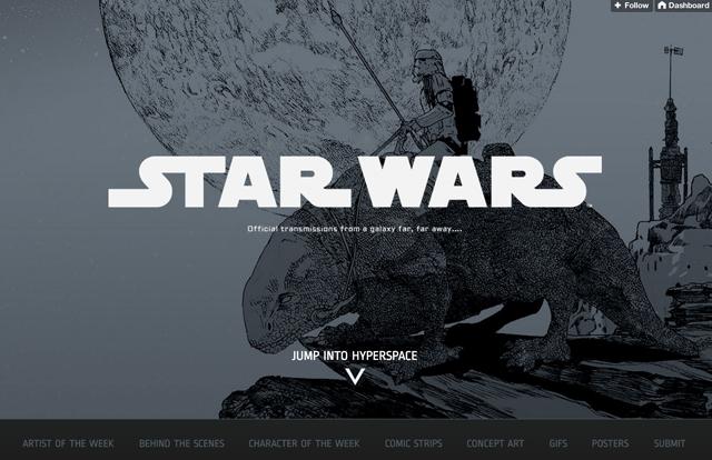 Star Wars Tumblr