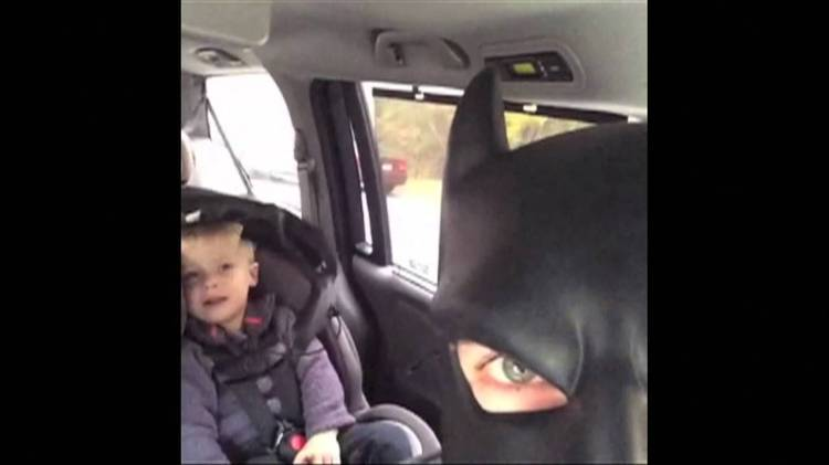 The BatDad is Back With a Fifth Compilation of Funny Vine Videos
