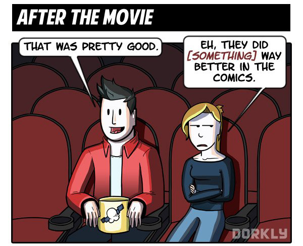 What It's Like To See Every Marvel Movie