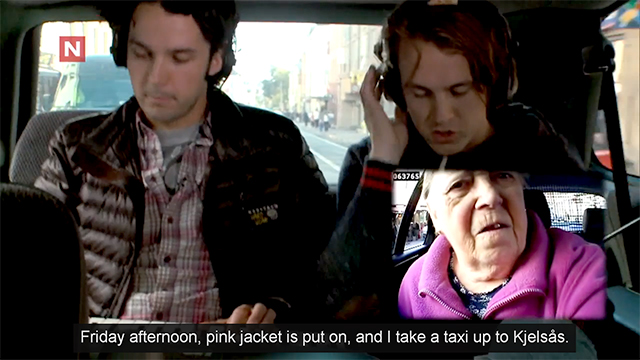 Radio Taxi Prank By Ylvis