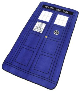 TARDIS Throw