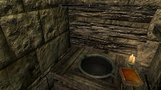 Skyrim Toilet