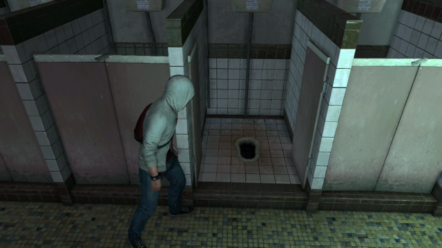 Assassin's Creed 3 Toilet