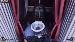 Bioshock Infinite Toilet
