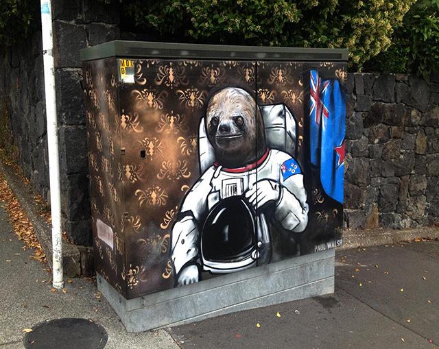 Astronaut Sloth 2.0
