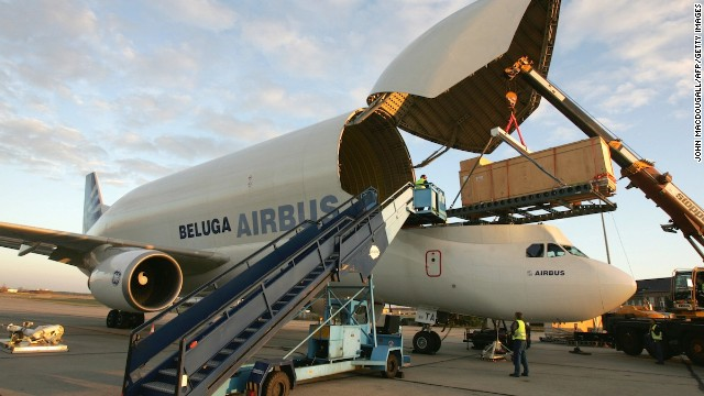 Airbus Beluga Cargo Aircraft